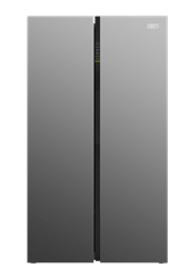 DEFY <BR &#47;> SIDE BY SIDE <BR &#47;> FRIDGE (MIRROR) <BR &#47;>MODEL: DFF455