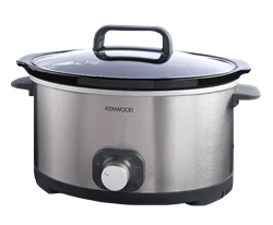 KENWOOD SLOW COOKER (S/STEEL) MODEL: SCM650SS