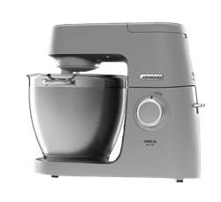 KENWOOD CHEF ELITE XL KITCHEN MACHINE (SILVER) MODEL: KVL6100S