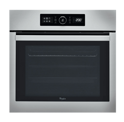WHIRLPOOL BUILT IN <BR &#47:> OVEN (INOX) <BR />MODEL: AKZ6230IX