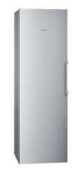 SIEMENS UPRIGHT FRIDGE (S/STEEL) MODEL: KS36VVI30