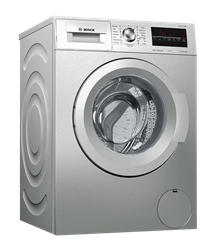 BOSCH FRONT <BR &#47;> LOADER WASHING <BR &#47;> MACHINE (INOX) <BR &#47;>MODEL:WAK2426SZA