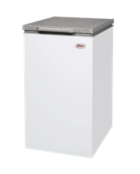 UNIVA CHEST <BR /> FREEZER (WHITE) <BR />MODEL: UC125W