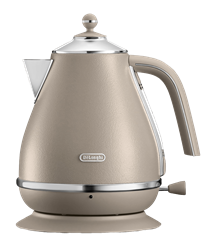 DELONGHI KETTLE (BEIGE) MODEL: KBOE3001.BG