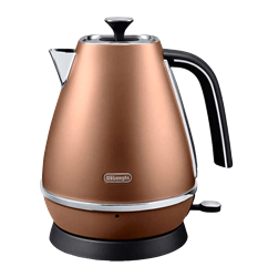 DELONGHI KETTLE (COPPER) MODEL: KBI3001.CP