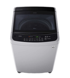 LG TOP LOADER WASHING MACHINE (SILVER) MODEL: T1577NEHTE