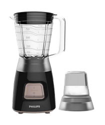 PHILIPS <BR /> BLENDER (BLACK) <BR />MODEL: HR2056/90