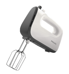 PHILIPS HAND MIXER (WHITE) MODEL: HR3741/00
