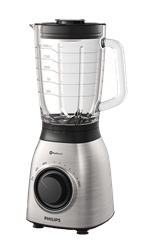 PHILIPS <BR /> BLENDER (S/STEEL) <BR />MODEL: HR3556/02