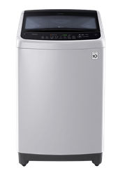 LG TOP LOADER WASHING MACHINE (SILVER) MODEL: T1377NEHVE