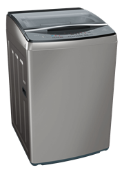 BOSCH 14KG TOP LOADER WASHING MACHINE (D/SILVER) MODEL: WOA145D0ZA