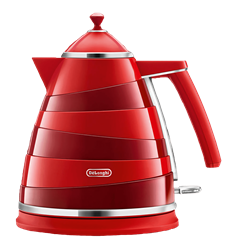 KENWOOD KETTLE (RED) MODEL: KBA3001.R