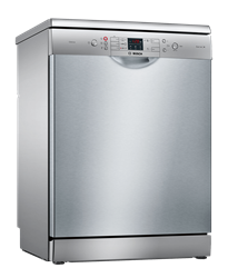 BOSCH <BR &#47;> DISHWASHER (SILVER) <BR &#47;>MODEL: SMS45JI00Z