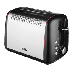 DEFY <BR &#47;> TOASTER (RED) <BR &#47;>MODEL:TA828S