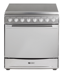 ZERO FULL <BR ^#47;> GAS STOVE (S&#47;STEEL) MODEL: ZCJH8560GGBL