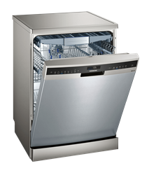 SIEMENS DISHWASHER (S/INOX) MODEL: SN258I10TZ