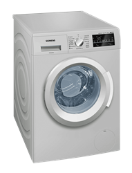 SIEMENS FRONT LOADER WASHING MACHINE (S/INOX) MODEL: WM14T46XZA