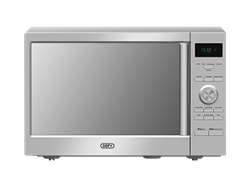 DEFY CONVECTION MICROWAVE OVEN (S/STEEL) MODEL: DMO356