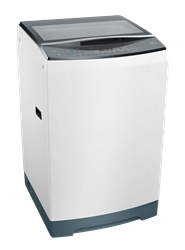 BOSCH TOP LOADER WASHING MACHINE (WHITE) MODEL: WOE135W0ZA