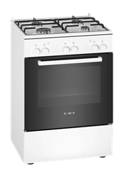 BOSCH FULL <BR &#47;> GAS STOVE (WHITE) <BR &#47;>MODEL: HGA120B20Z