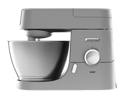 KENWOOD CHEF KITCHEN MACHINE (SILVER) MODEL: KVC3100S