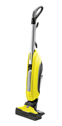 KARCHER FLOOR CLEANER (YELLOW) MODEL: FC5