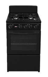 UNIVA FULL GAS STOVE (BLACK) MODEL: UG005R