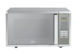 DEFY MICROWAVE OVEN (METALLIC) MODEL: DMO363