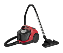 DEFY VACUUM CLEANER (RED) MODEL: VC32801R