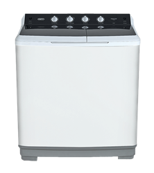 DEFY TWIN <BR &#47;> TUB WASHING <BR &#47;> MACHINE (WHITE) <BR &#47;>MODEL: DTT152