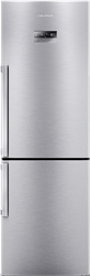 GRUNDIG DOUBLE <BR &#47;> DOOR FRIDGE (S&#47;STEEL) <BR &#47;>MODEL: GKN16820X