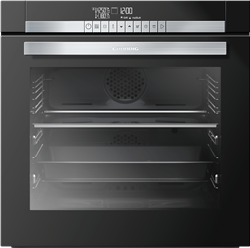 GRUNDIG BUILT IN <BR &#47;> OVEN (BLACK) <BR &#47;>MODEL: GEZST47000B