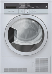 GRUNDIG <BR &#47;> CONDENSER TUMBLE <BR &#47;> DRYER (SILVER) <BR &#47;>MODEL: GTN38111SGC