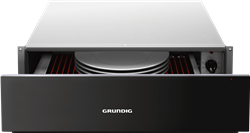 GRUNDIG WARMER <BR &#47;> DRAWER (BLACK) <BR &#47;>MODEL: GWS2152B