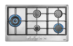 DEFY GAS HOB (S/STEEL) MODEL: DHG129