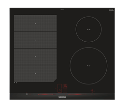 SIEMENS INDUCTION HOB (BLACK) MODEL: EX675LEC1E
