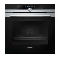 SIEMENS BUILT IN OVEN (BLACK) MODEL: HB633GBS1