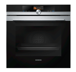 SIEMENS BUILT IN OVEN (BLACK) MODEL: HB636GBS1