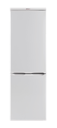 UNIVA DOUBLE DOOR FRIDGE (WHITE) MODEL: UB225W