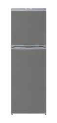 UNIVA DOUBLE DOOR FRIDGE (METALLIC) MODEL: UT185M