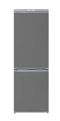 UNIVA DOUBLE DOOR FRIDGE (METALLIC) MODEL: UB225M