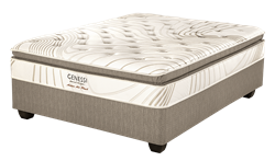 Genessi Active-air Plush Queen Size Model: GENBS034