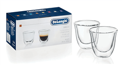 DELONGHI ESPRESSO GLASS SET MODEL: 5513214591