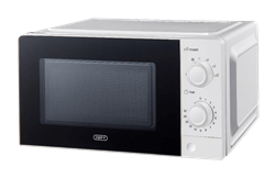 DEFY MICROWAVE OVEN (WHITE) MODEL: DMO384