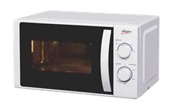 UNIVA MICROWAVE OVEN (WHITE) MODEL: U20MW