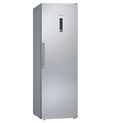 SIEMENS UPRIGHT FREEZER (S/STEEL) MODEL: GS36NVI30Z