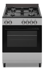 DEFY GAS ELECTRIC STOVE (BLACK) MODEL: DGS602