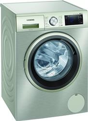 SIEMENS 9KG FRONT LOADER WASHING MACHINE 9KG (S/STEEL) MODEL: WM14T69XZA