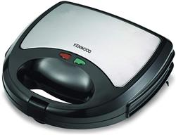 KENWOOD 3 IN 1 SANDWICH MAKER (BLACK) MODEL: SMM01