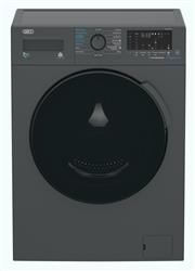 DEFY FRONT LOADER WASHING MACHINE (GREY) MODEL: DAW318